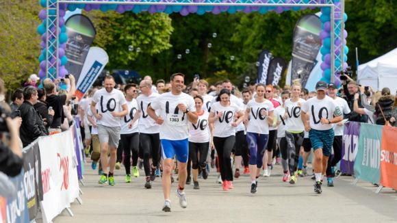 Prima Run se pořádá 13. května