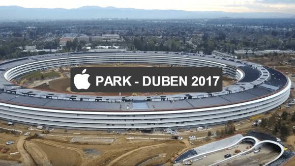Apple Park - duben 2017