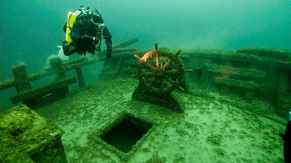 Podmořská archeologie...