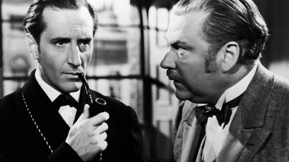 Basil Rathbone - Sherlock