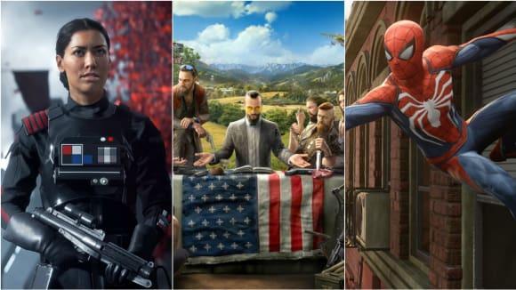 Nejočekávanější hry letošní E3
