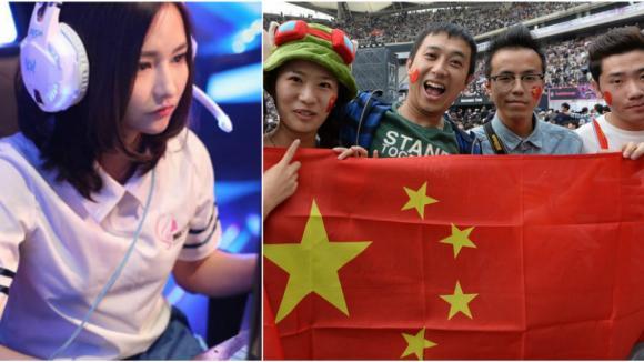 Esport v Číně