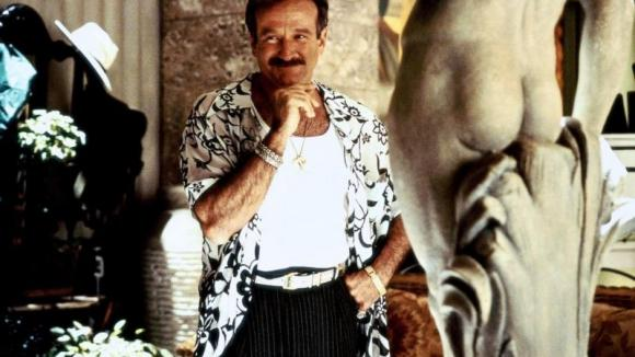 Ptačí klec - Robin Williams
