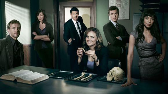 Americký úspěšný seriál Sběratelé kostí