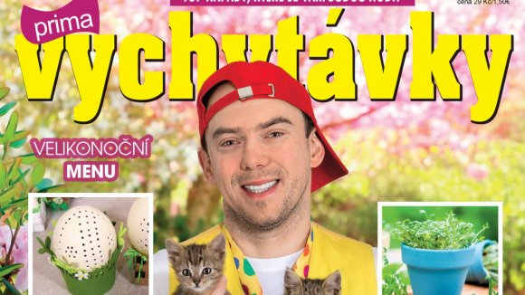 časopis Prima Vychytávky