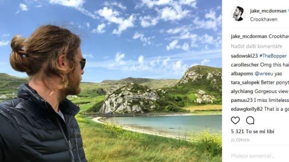 McDorman zachycuje krásu Irska