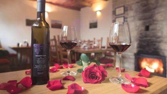 víno z vinice Sv. Kláry