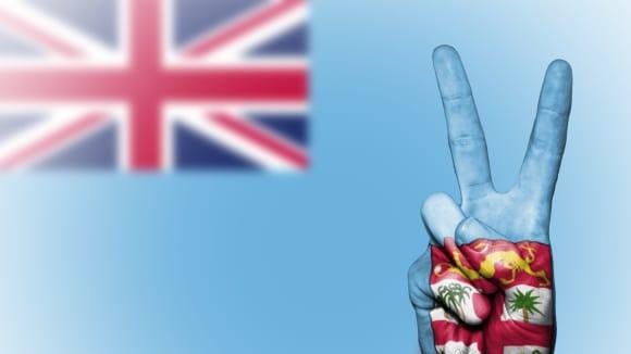 Velká Británie přichází o Fidži