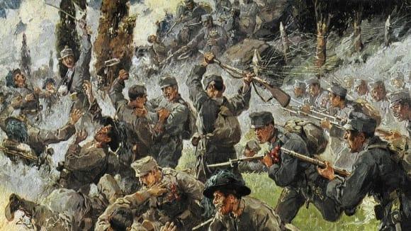 Bitevní pole 1. světové války