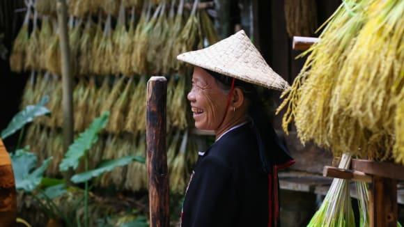 Čínská žena