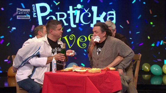 Prima Partička - Silvestr 2017 - upoutávka
