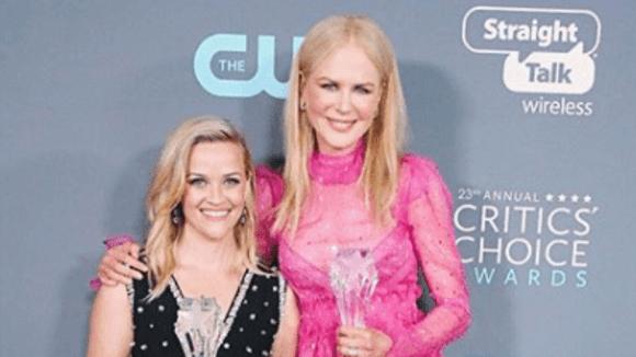 Critic´s Choice Award: Nicole Kidman, Reese Witherspoon