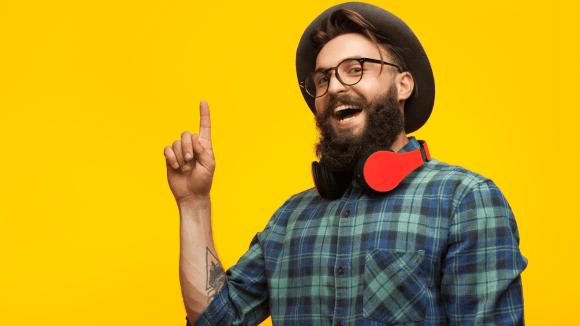 Jak si představujete běžného hipstera?