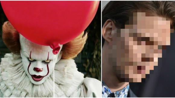 Kdo hraje vražedného klauna z To?