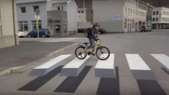 Optický trik zachraňuje životy