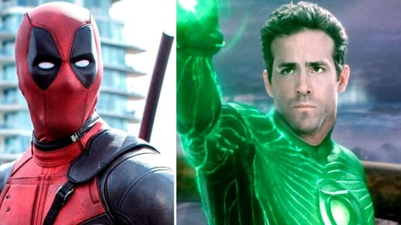 Deadpool a Green Lantern