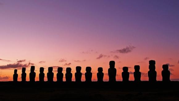Sochy na Velikonoční ostrově
