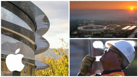 Nové sídlo firmy Apple se bude jmenovat Apple Park.
