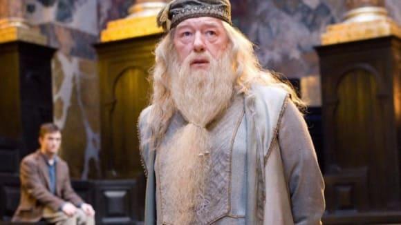 Albus Brumbál v pátém díle Harryho Pottera