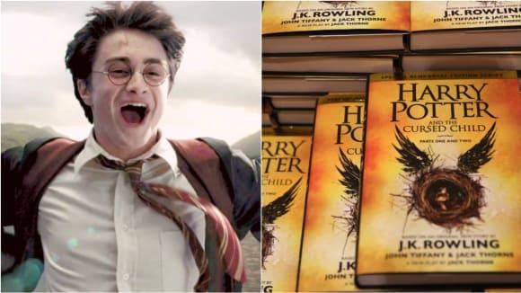 Svět Harryho Pottera obohatí dvě nové knihy