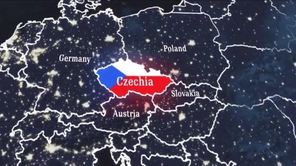 Mezinárodní název Czechia