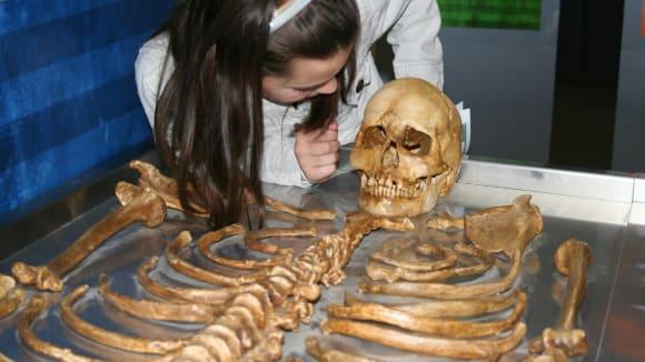 kostry dokáží prozradit mnohé - například zdravotní stav lidí pohřbených před staletími