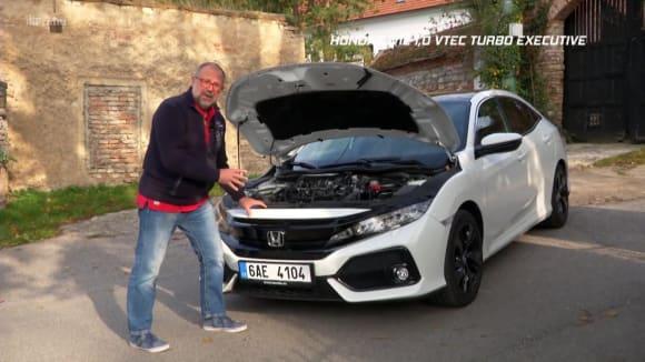 Honda Civic 1,0 VTEC Turbo Executive