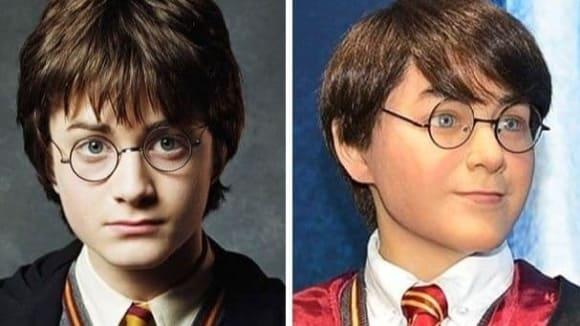 Harry Potter a jeho zvláštní vosková napodobenina