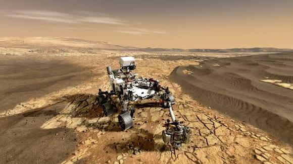 Marsovské vozítko