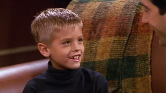 Jak dnes vypadá Rossův syn Ben?