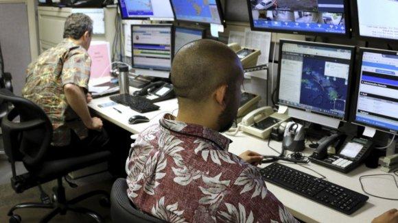 Vyšetřování falešného poplachu na Havaji