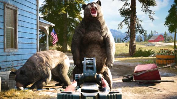 Ochránci zvířat kritizují hru Far Cry 5
