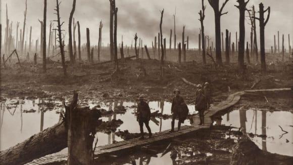 Krajina po bitvě u Yper