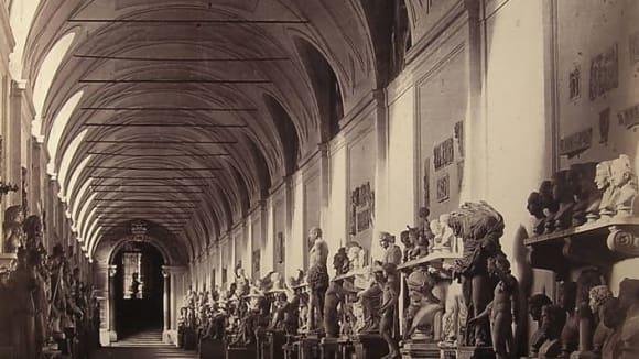 Il Museo Chiaramonti, Vatikánské muzeum, Řím