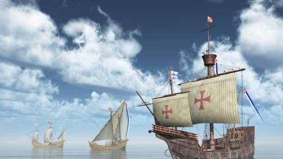 Lodě Kolumbovy výpravy