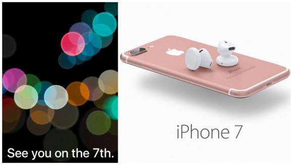 Nový iPhone 7 bude představen na Apple prezentaci 7. září 2016.