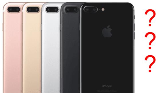 Vylepšený iPhone 7 se bude dodávat taky v nové barvě