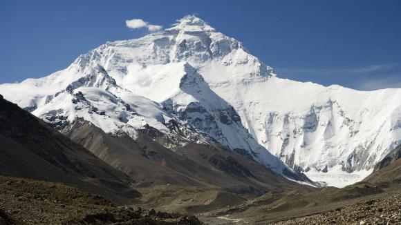 Severní stěna Mount Everestu