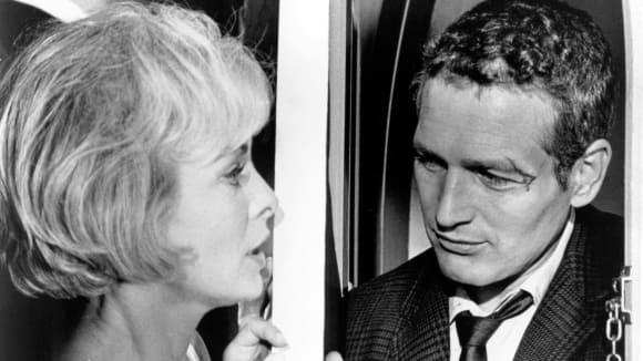 Záběry z filmu Harper s Paul Newmanem