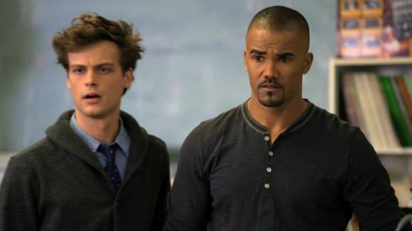 Myšlenky zločince - Derek a Spencer