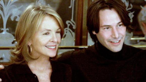 Diane Keaton a Keanu Reeves