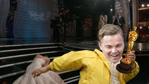 DiCaprio krade Oscara