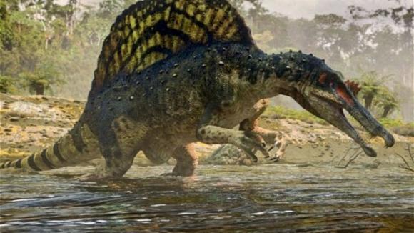 Bizarní dinosaurus
