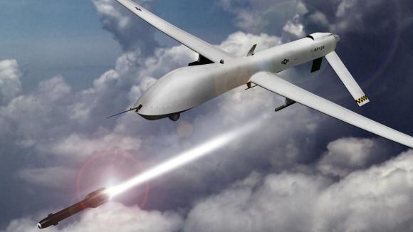 Útok drona