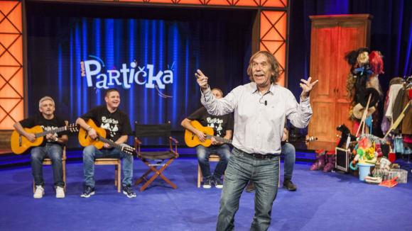 Prima Partička (9) - Partička s Jarkem Nohavicou 6