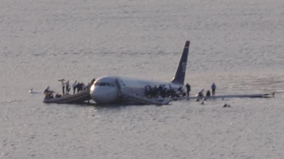 Nouzové přistání letu  1549 na řece Hudson