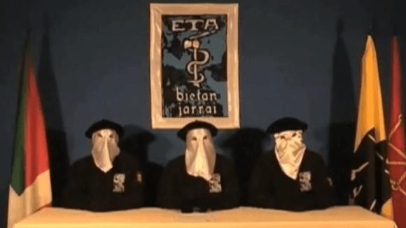 Bojovníci organizace ETA