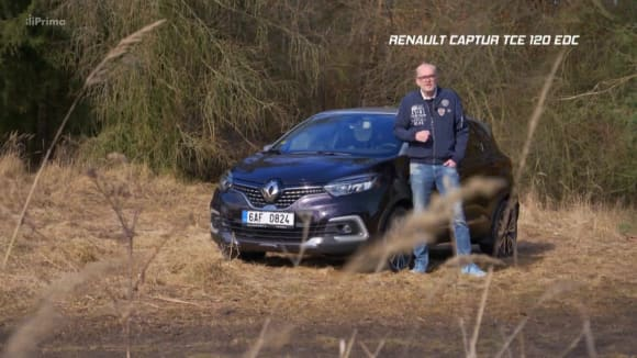 Renault Captur 120 EDC S-Edition