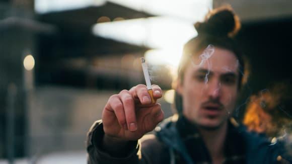 I jedna cigareta škodí