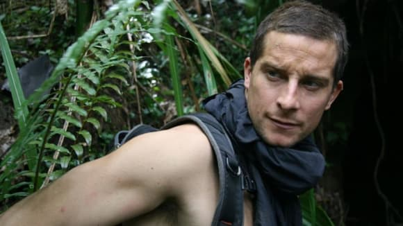 Bear Grylls: Muž vs. divočina